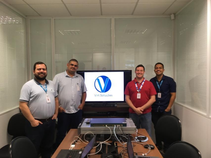 Curso de Oracle VM Server x86 – Engie Brasil